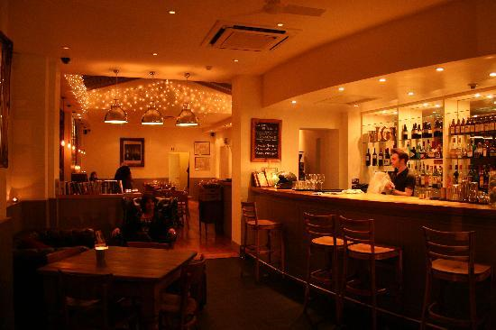 The Laughing Gravy delivers a trendy, relaxed and impressive dining experience.